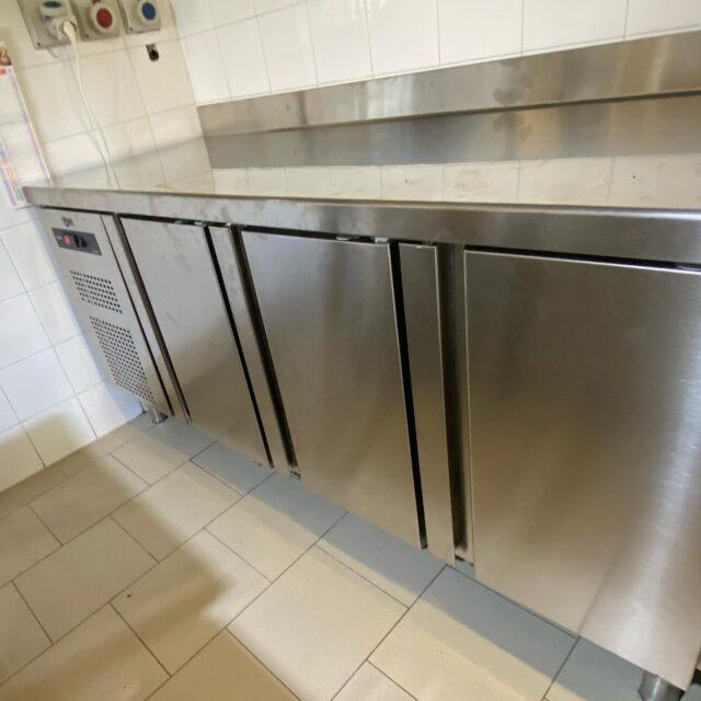 #Tavolo #Refrigerato